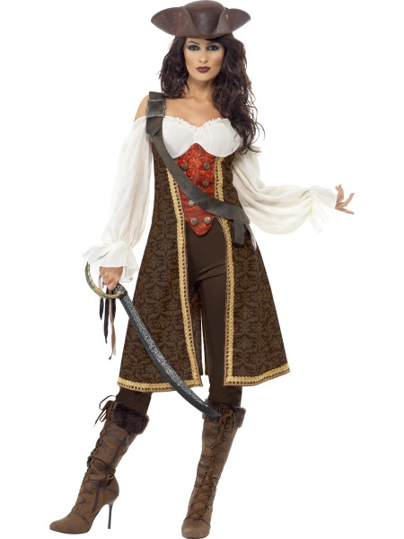 Pirátské kostýmy - Nejlevnější Kostýmy e1872a9ca1e